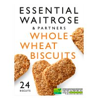 Essential Waitrose - Wholewheat Biscuits