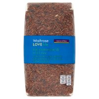 Waitrose Love life red camargue & wild rice