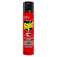 Raid ant & cockroach killer spray