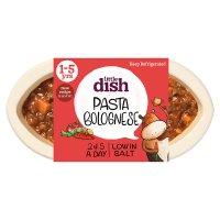 Little Dish 1 yr+ Pasta Bolognese.