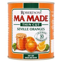 Hartley's thin cut Seville orange marmalade