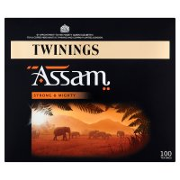 Twinings Assam 100 tea bags