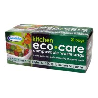 Eco·care kitchen waste bags