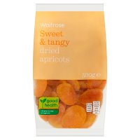 Waitrose dried apricots