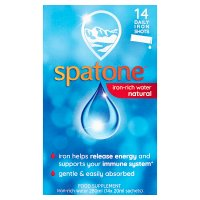 Spatone iron supplement x 14