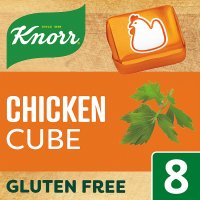 Knorr chicken 8 pack stock cubes