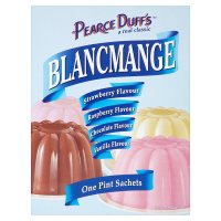 Pearce Duff's Blancmange (4 assorted flavours)