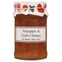Highfield preserves pineapple & chilli