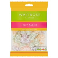 Waitrose jelly babies