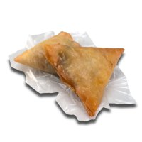 Waitrose chicken and coconut samosa