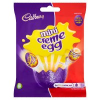 Cadbury creme egg minis bag