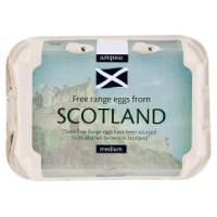 Stonegate Scottish medium free range eggs