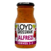 Loyd Grossman jalfrezi curry sauce