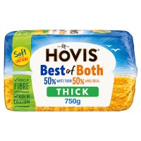 Hovis Best of Both thick sliced bread