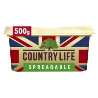 Country Life British dairy spread