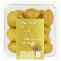 Waitrose Greek Kalkidis olives