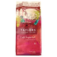 Taylors Café Imperial medium roast coffee