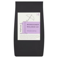 Waitrose 1 monsooned malabar AA 100% arabica ground coffee