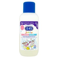 Bath E45 foaming bath milk