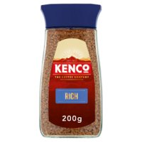 Kenco instant coffee rich roast