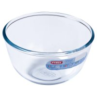 Pyrex 1 litre glass mixing bowl