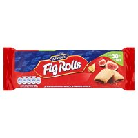 Jacob's fig rolls