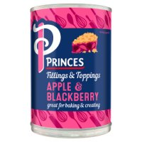 Princes Apple & Blackberry Fruit Filling