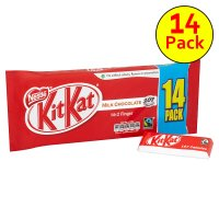 KitKat 2 Finger Milk Chocolate multipack