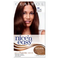 Nice n Easy Natural Medium Chestnut Brown 118C Hair Colour