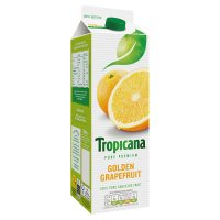 Tropicana golden grapefruit juice