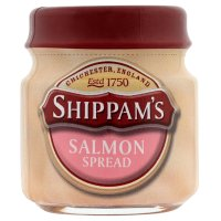 Shippams salmon spread