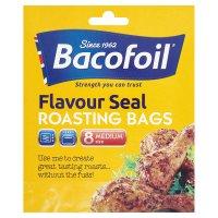 Image of Baco easy roast purple oven bags