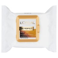 L'Oréal mature skin wipes