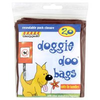 Snappies doggie doo bags
