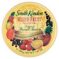 Smith Kendon travel sweets mixed fruit