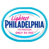 Philadelphia Lightest soft white cheese