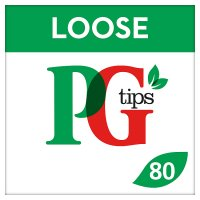 PG tips 80 cups Loose Tea