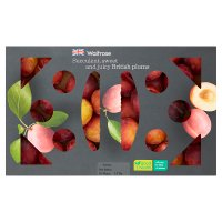 essential Waitrose English Plums