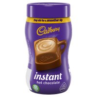 Cadbury hot chocolate instant