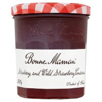 Bonne Maman strawberry & wild strawberry conserve