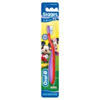 Oral B Stages 2  2-4  Years Toothbrush