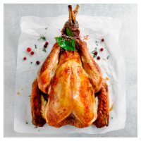 Free range bronze feathered turkey - Small