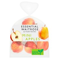 essential Waitrose Mini Apples