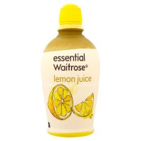 essential Waitrose lemon juice