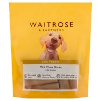 Waitrose tasty rashers for dogs