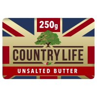 Country Life British unsalted dairy spread
