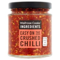 Waitrose Cooks' Ingredients crushed chilli