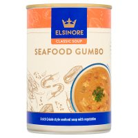 Spinnaker Classic Seafood Gumbo soup