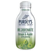 Purdey's silver fruit drink