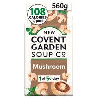New Covent Garden wild mushroom soup